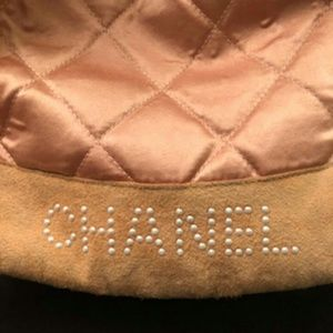 CHANEL Bags - Chanel RARE PINK Vintage Backpack